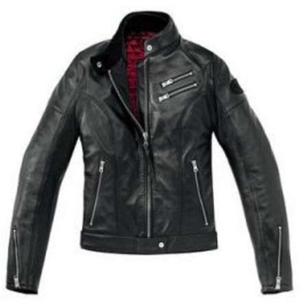 Cafe Race Woman Jacket Spidi