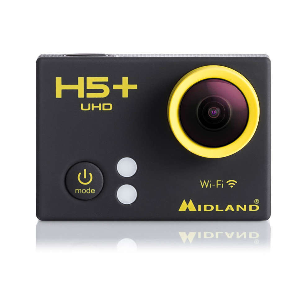 Camera H5 Plus 4k With Lcd 2 Midland