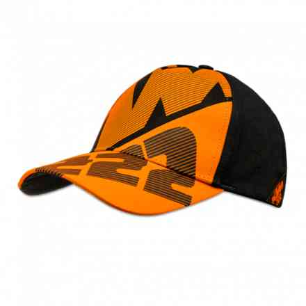 Cap Man 222 orange VR46