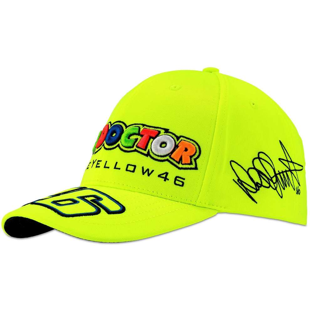 Cap The Doctor 46 VR46