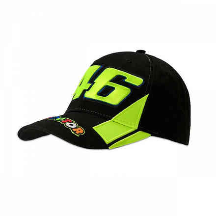 Cap The Doctor Black VR46