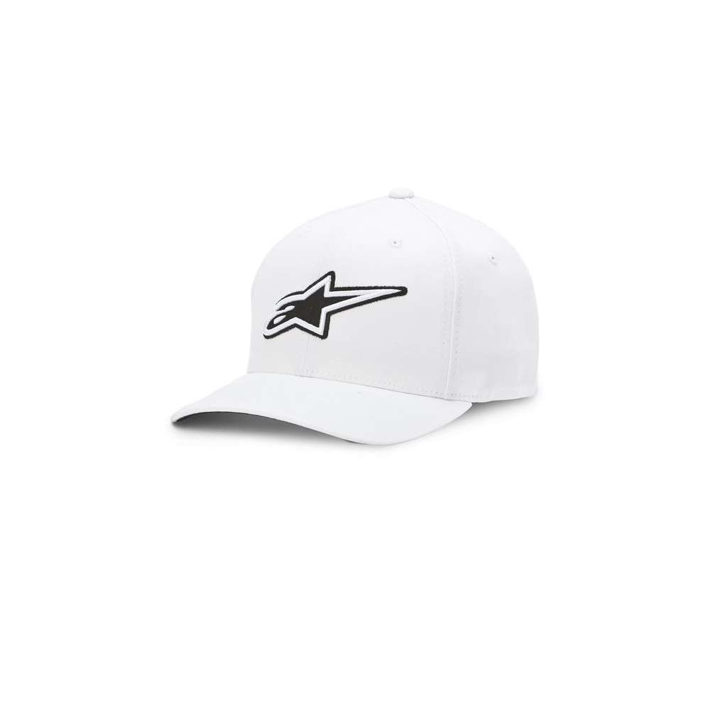 Cappello Corporate bianco Alpinestars