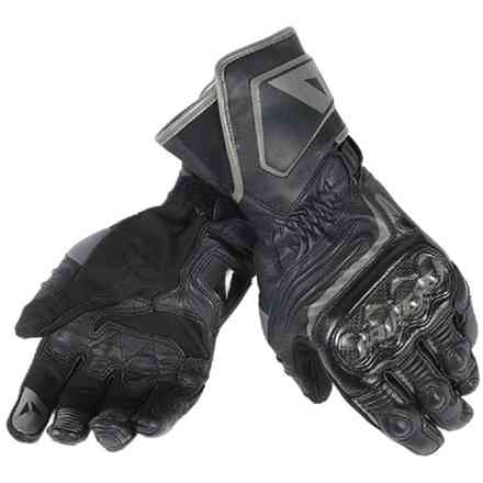Carbon D1 long lady gloves black Dainese
