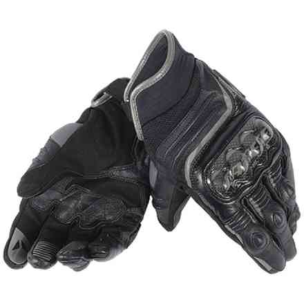 Carbon D1 short lady gloves black Dainese