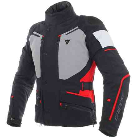 Carve Master 2 Gtx jacket black grey red Dainese