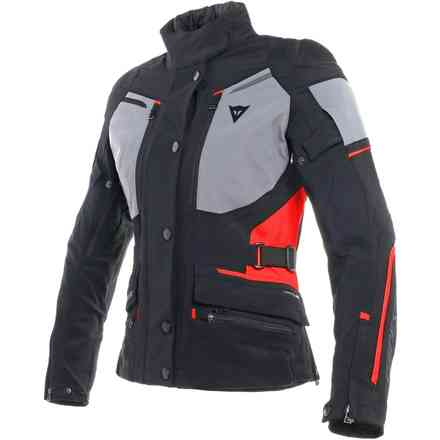Carve Master 2 gtx lady jacket black grey red  Dainese