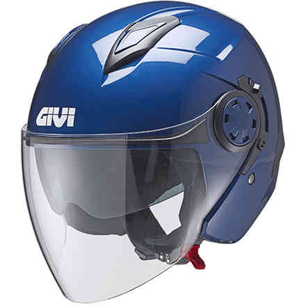 Casco 12.3 Stratos Blu Navy Givi