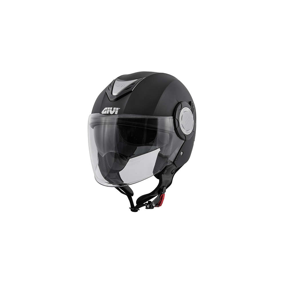 Casco 12.4 Future Nero Opaco Givi