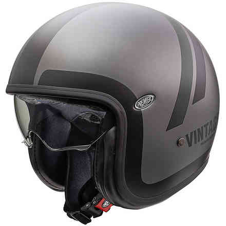 Casco 20 Vintage Evo Do Grey Bm Dog Premier