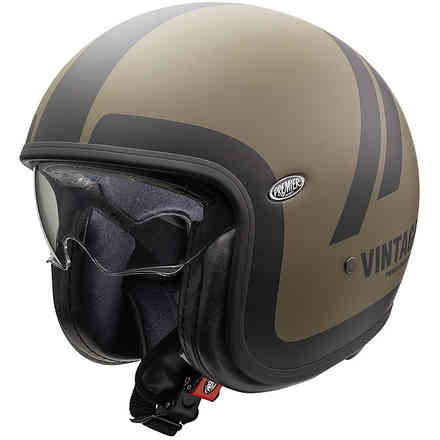 Casco 20 Vintage Evo Do Military Green Bm Premier