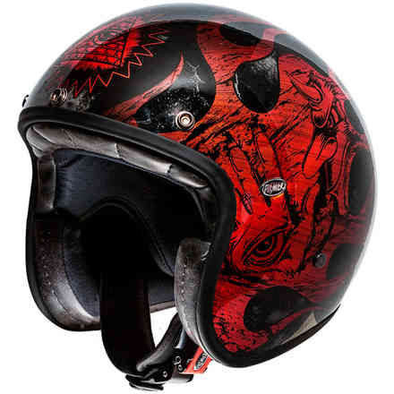 Casco 2019 Le Petit Class Evo Bd Red Chrom Brc Premier