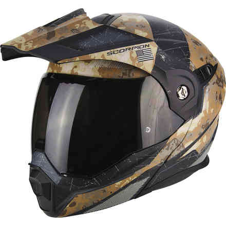 Casco Adx-1 Battleflage Scorpion