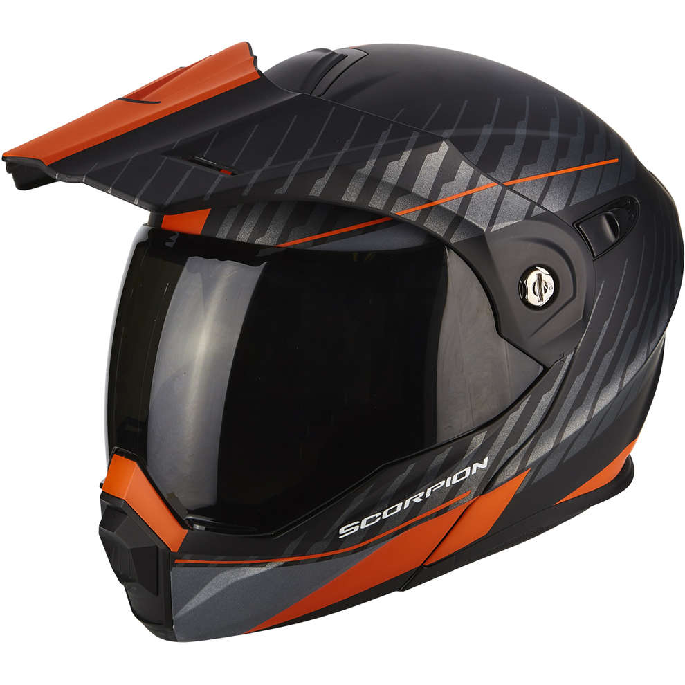 Casco Adx-1 Dual Matt  Scorpion