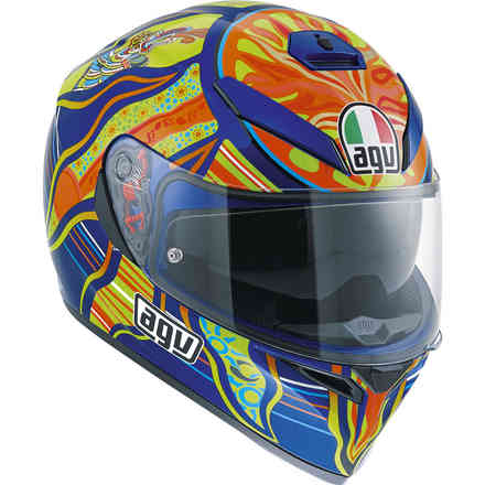 Casco Agv K3 Sv E2205 Top Five Continents Agv