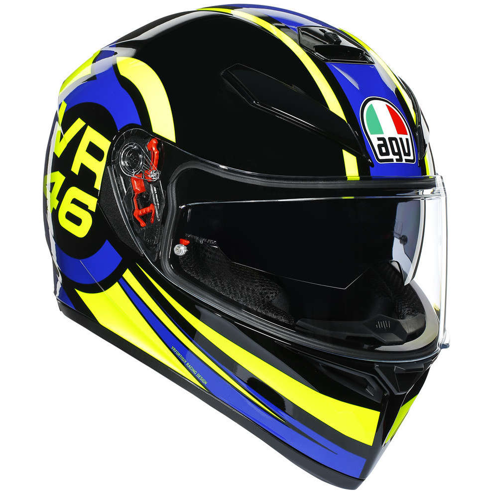 Casco Agv K3 Sv E2205 Top Ride 46 Agv
