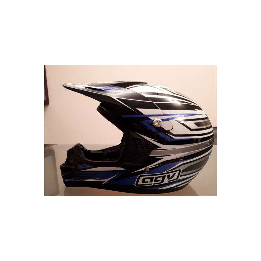 Casco Agv Rc5 Junior Multi 48 Agv