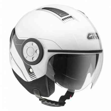 Casco Air Jet 11.1 Wht Givi