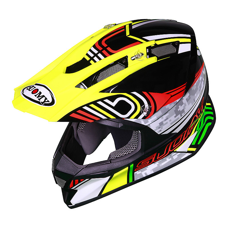 Casco Alpha Pixel Suomy
