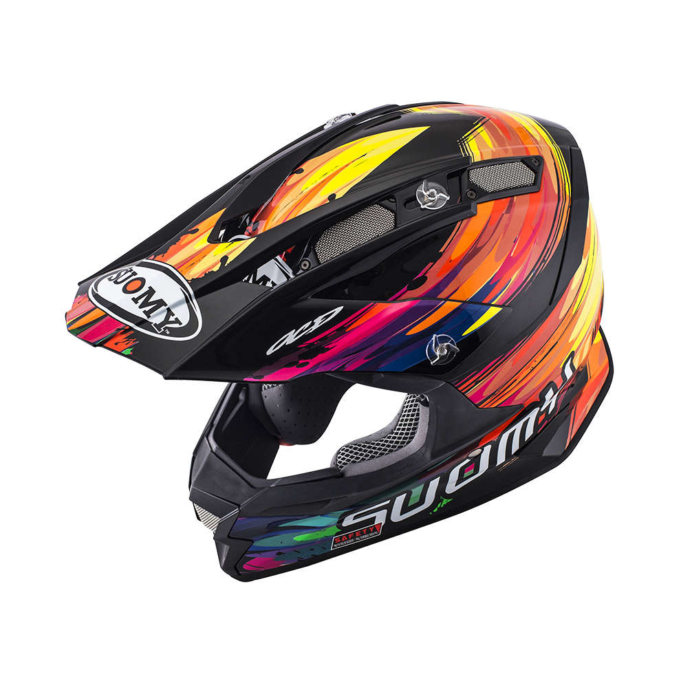 Casco Alpha Torched Suomy