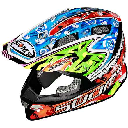Casco Alpha Warrior Suomy