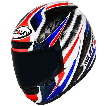 Casco Apex France Suomy