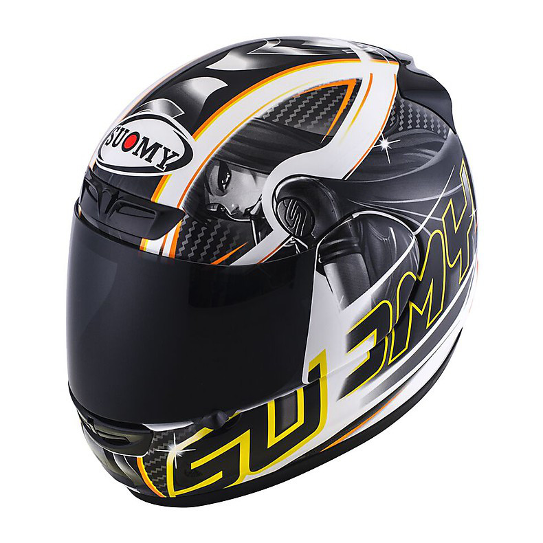 8854ed2363d7c Outlet Casco Apex Pike grey Caschi Integrali Suomy - Motorama