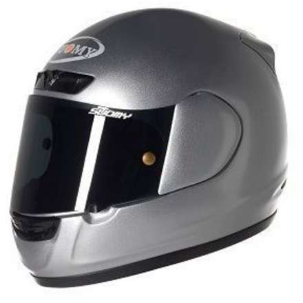 Casco Apex Plain Anthracite Suomy