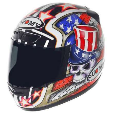 Casco Apex Sam Suomy