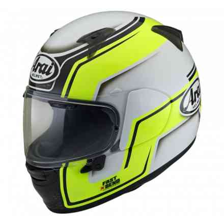 Casco Arai Profile-V Bend Giallo Arai