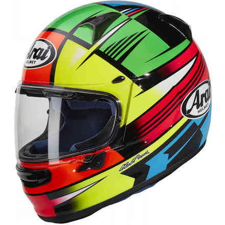 Casco Arai Profile-V Rock Multicolor Arai