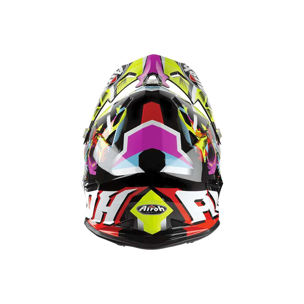 Casco Archer Mistery Gloss Airoh