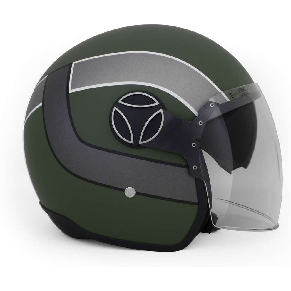 Casco Arrow Militare Momo