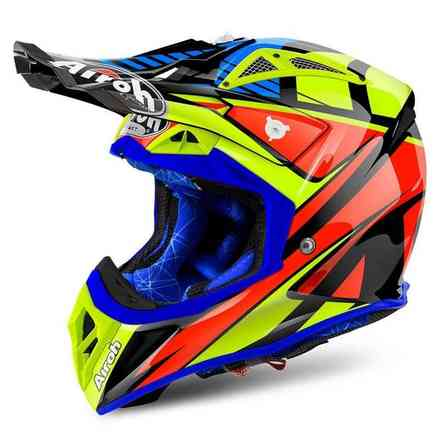 Casco Aviator 2.2 Double  Airoh