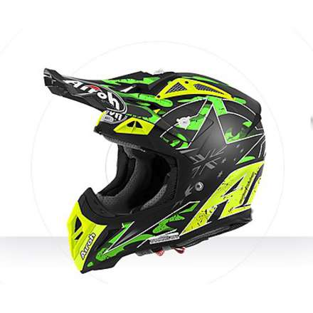 Casco Aviator 2.2 Replica Phillips Airoh