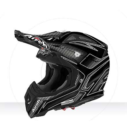 Casco Aviator 2.2 Ripple black gloss Airoh