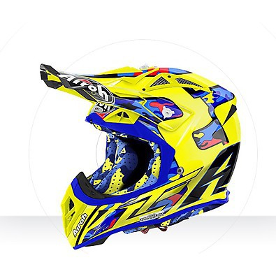 Casco Aviator 2.2 Tc 16 Airoh