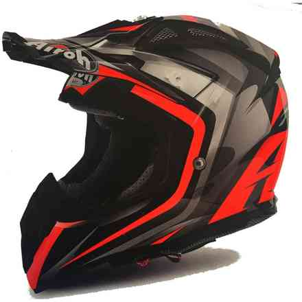 Casco Aviator 2.2 Warning  Airoh
