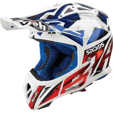 Casco Aviator 2.3 Six Days 2019 Airoh