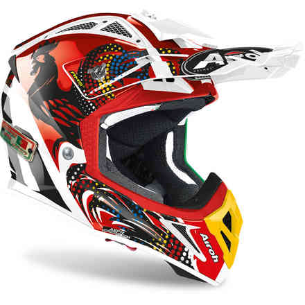 Casco Aviator 2.3 Six Days 2020 Portugal Airoh