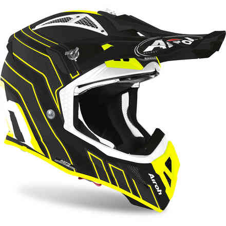 Casco Aviator Ace Art  Airoh