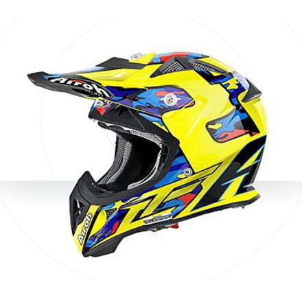 Casco Aviator Junior TC16 Airoh