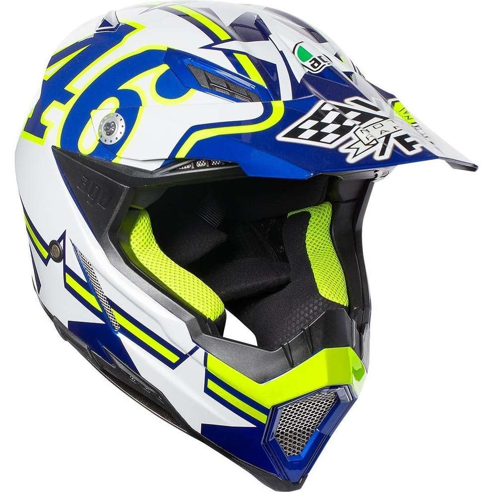 Casco Ax8 Evo Top Ranch Agv