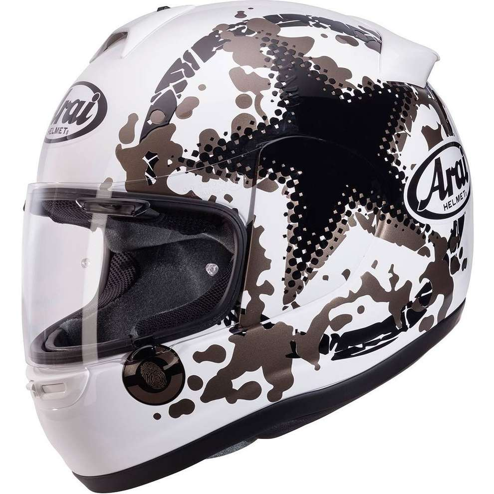 Casco Axces II Comet  Arai