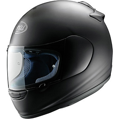 Casco Axces II Frost Black Arai