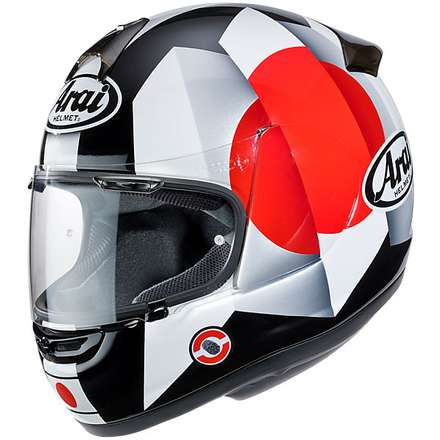 Casco Axces II  Tribute Arai