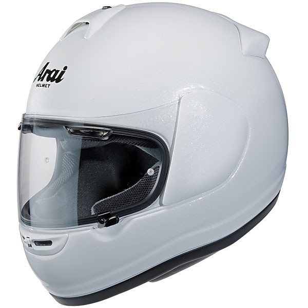 Casco Axces II White Arai