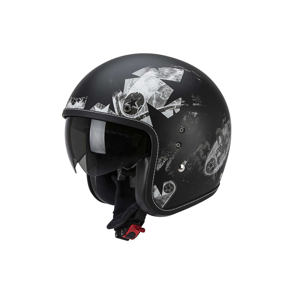 Casco Belfast Fame Scorpion
