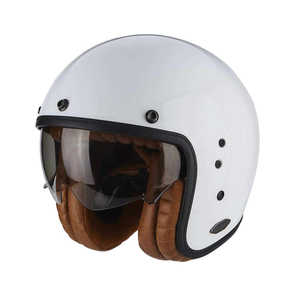 Casco Belfast Luxe  Scorpion