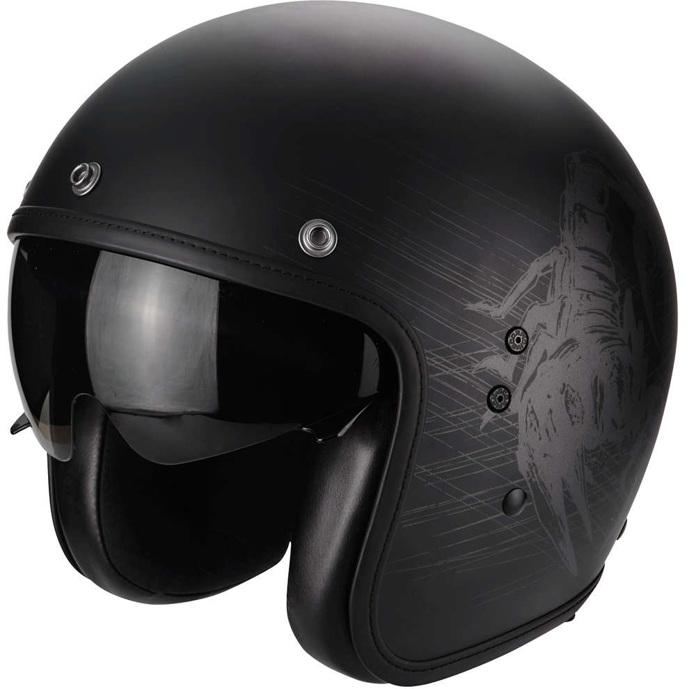 Casco Belfast Sting Scorpion