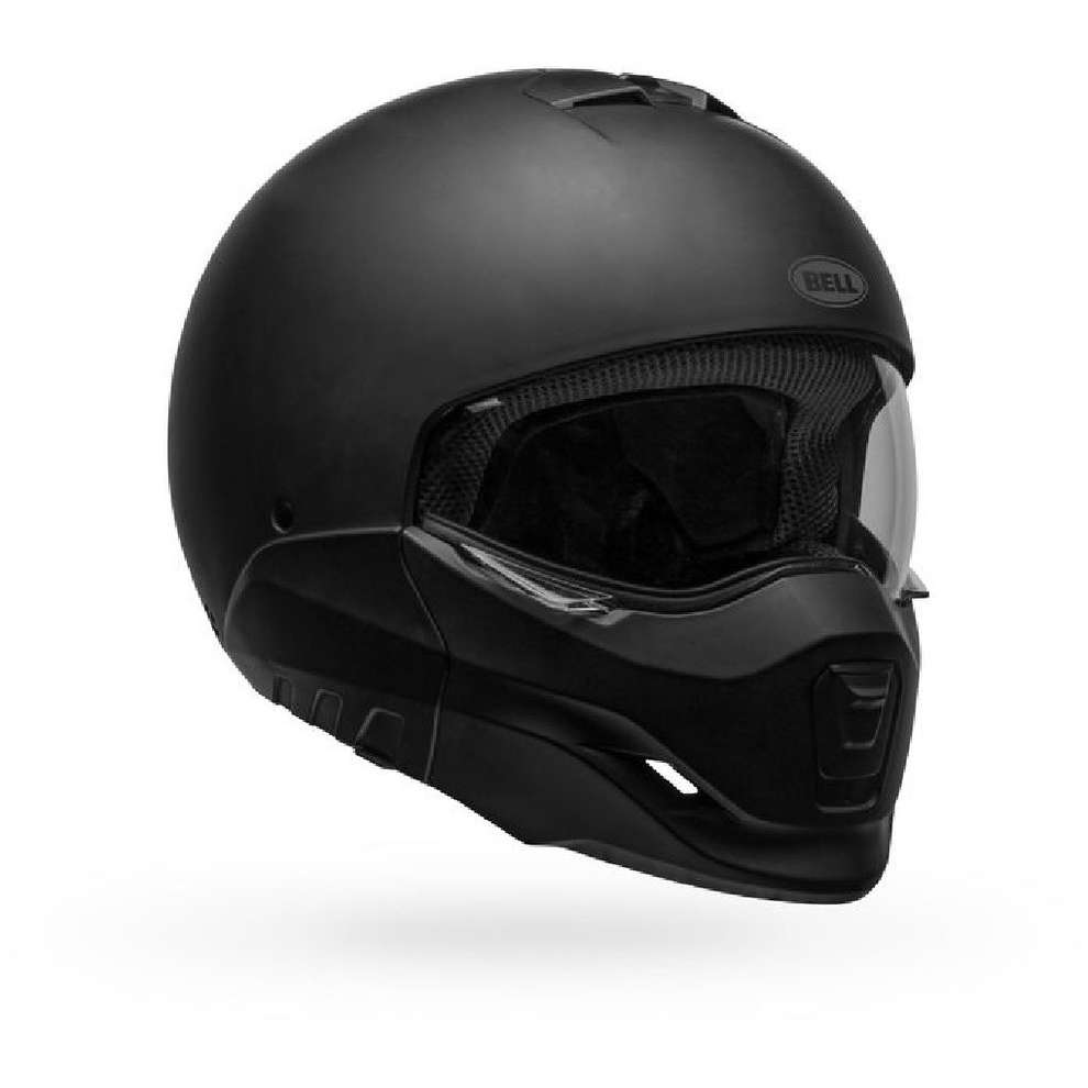 Casco Bell Broozer Solid Nero Opaco Bell